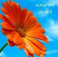 sunshine award pic