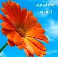 sunshine award pic